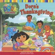 Cover of: Dora's Thanksgiving