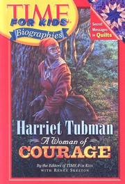 Cover of: Harriet Tubman | Time for Kids