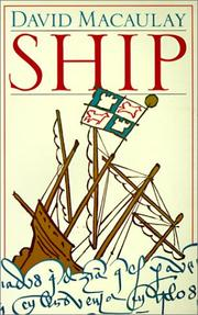Cover of: Ship