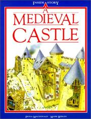 Cover of: A Medieval Castle (Inside Story)