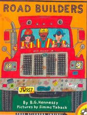 Cover of: Road Builders