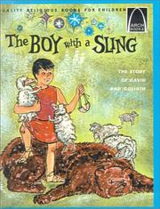 Cover of: Boy With a Sling | Mary Warren