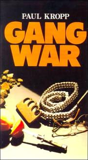 Cover of: Gang War