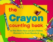 Cover of: The Crayon Counting Book