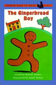 Cover of: The Gingerbread Boy |