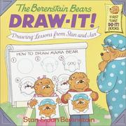 Cover of: Berenstain Bears Draw-It (Berenstain Bears First Time Do-It!)