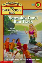 Cover of: Mermaids Don