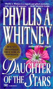 Cover of: Daughter of the Stars | Phyllis A. Whitney