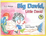 Cover of: Big David, Little David