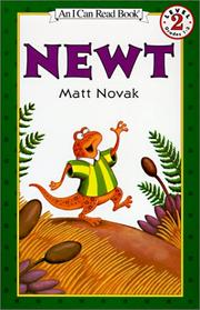 Cover of: Newt