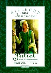 Cover of: Juliet |