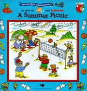Cover of: A Summer Picnic (Busy World of Richard Scarry) | Richard Scarry