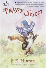 Cover of: The Puppy Sister | S. E. Hinton