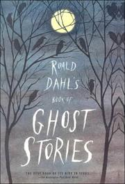 Cover of: Roald Dahl's Book of Ghost Stories