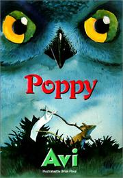 Cover of: Poppy | Avi