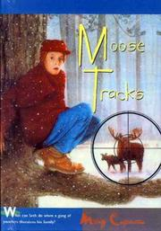 Cover of: Moose Tracks