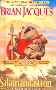 Cover of: Salamandastron (Redwall, Book 5) | Brian Jacques