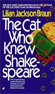 Cover of: The Cat Who Knew Shakespeare (Cat Who...)