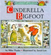 Cover of: Cinderella Bigfoot