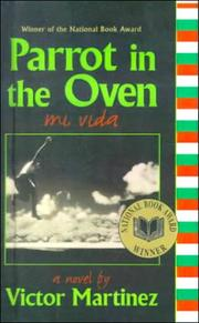 Cover of: Parrot in the Oven | Victor Martinez