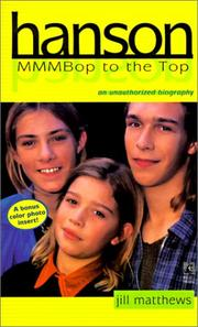 Cover of: Hanson Mmmbop to the Top