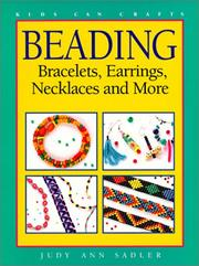 Cover of: Beading
