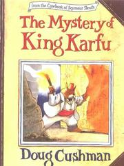 Cover of: The Mystery of King Karfu (From the Casebook of Seymour Sleuth)