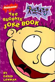 Cover of: Rugrats Joke Book