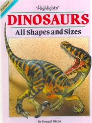 Cover of: Highlights Dinosaurs: All Shapes and Sizes (Fun with a Purpose Books)