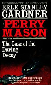 Cover of: The case of the daring decoy