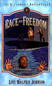 Cover of: Race for Freedom (Riverboat Adventures)