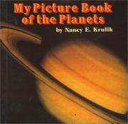 Cover of: My picture book of the planets