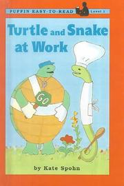 Cover of: Turtle and Snake at Work (Viking Easy-To-Read: Level 1)