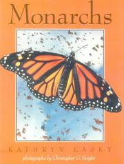 Cover of: Monarchs (Gulliver Green Book)
