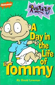 Cover of: Day in the Life of Tommy