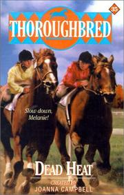 Cover of: Dead Heat (Thoroughbred)