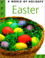 Cover of: Easter (World of Holidays)