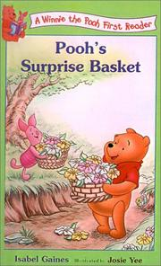 Cover of: Pooh's Surprise Basket