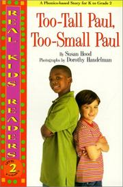 Cover of: Tootall Paul, Too Small Paul