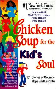 Cover of: Chicken Soup for the Kid's Soul