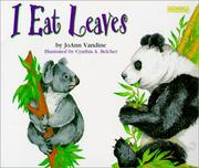 Cover of: I Eat Leaves (Read-Me-First)