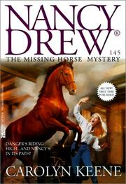 Cover of: The Missing Horse Mystery