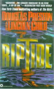 Cover of: Riptide | Douglas Preston