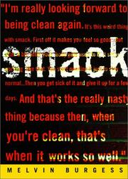 Cover of: Smack