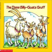 Cover of: Three Billy-Goats Gruff | Ellen Appleby