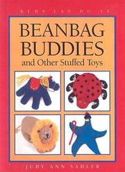 Cover of: Beanbag Buddies and Other Stuffed Toys