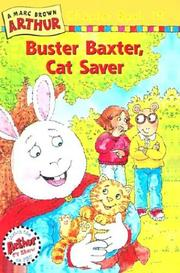 Cover of: Buster Baxter, Cat Saver