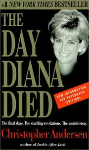 Cover of: The Day Diana Died