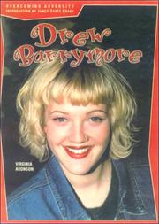 Cover of: Drew Barrymore (Overcoming Adversity)