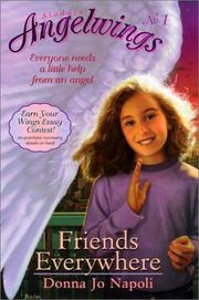 Cover of: Friends Everywhere (Aladdin Angelwings)